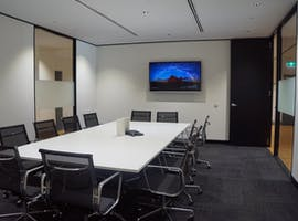 Boardroom, meeting room at @WORKSPACES Brisbane, image 1