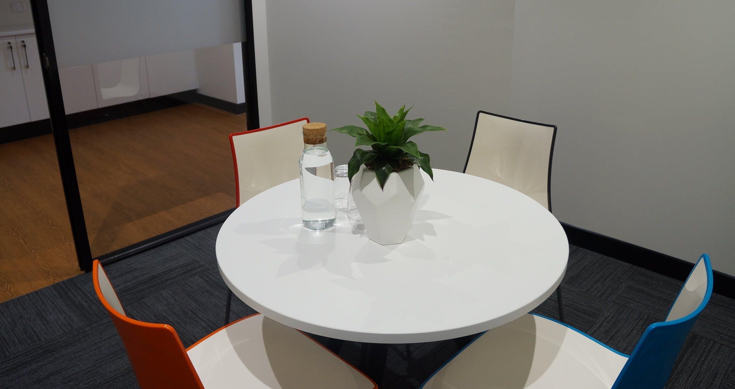 Meeting room at @WORKSPACES Brisbane, image 1