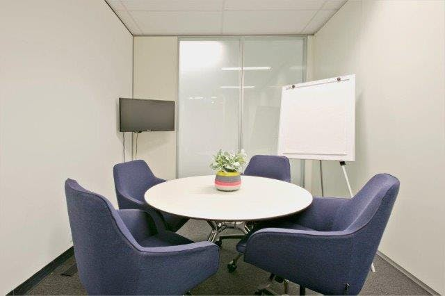 Office 2 (South - External), private office at 350 Collins Street, image 1
