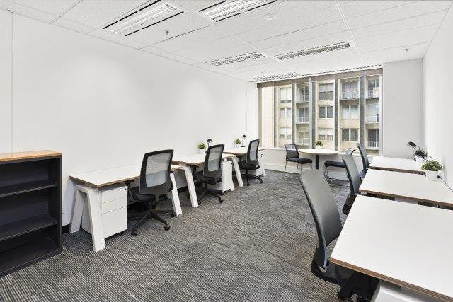 Office 2 (External), private office at 330 Collins Street, image 1