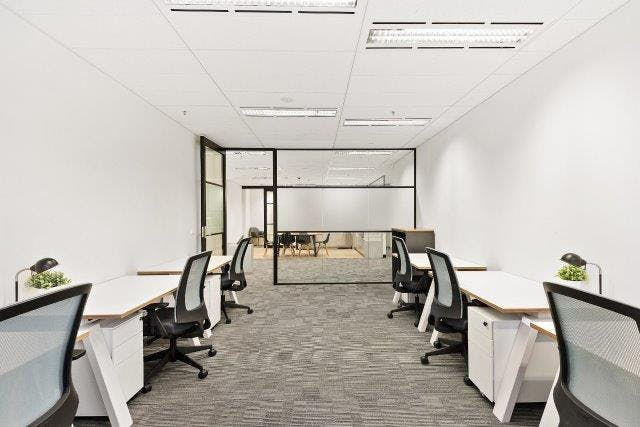 Office 12 (External), private office at 330 Collins Street, image 1