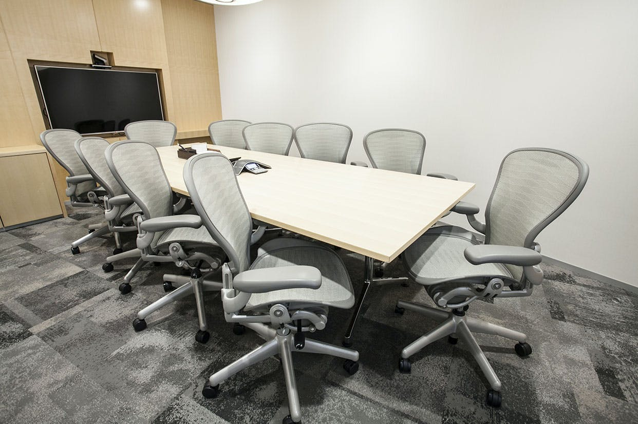 Room 25A, meeting room at Aurora Place, image 1