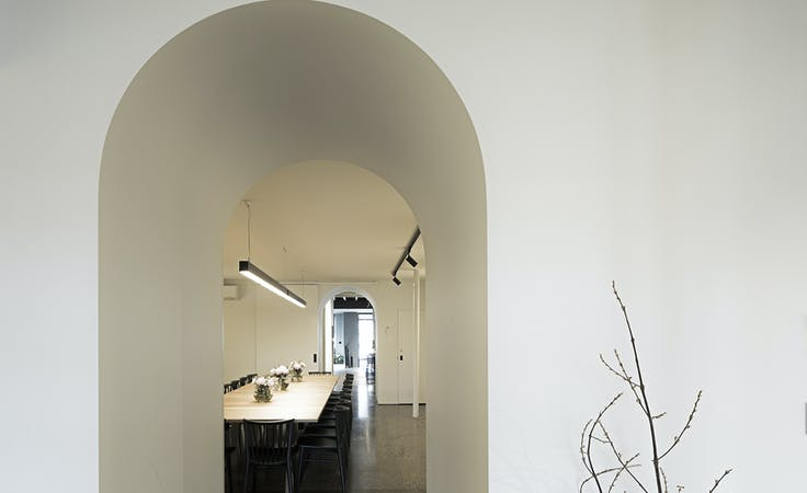 The Arch Room, meeting room at Newstead Studios, image 1