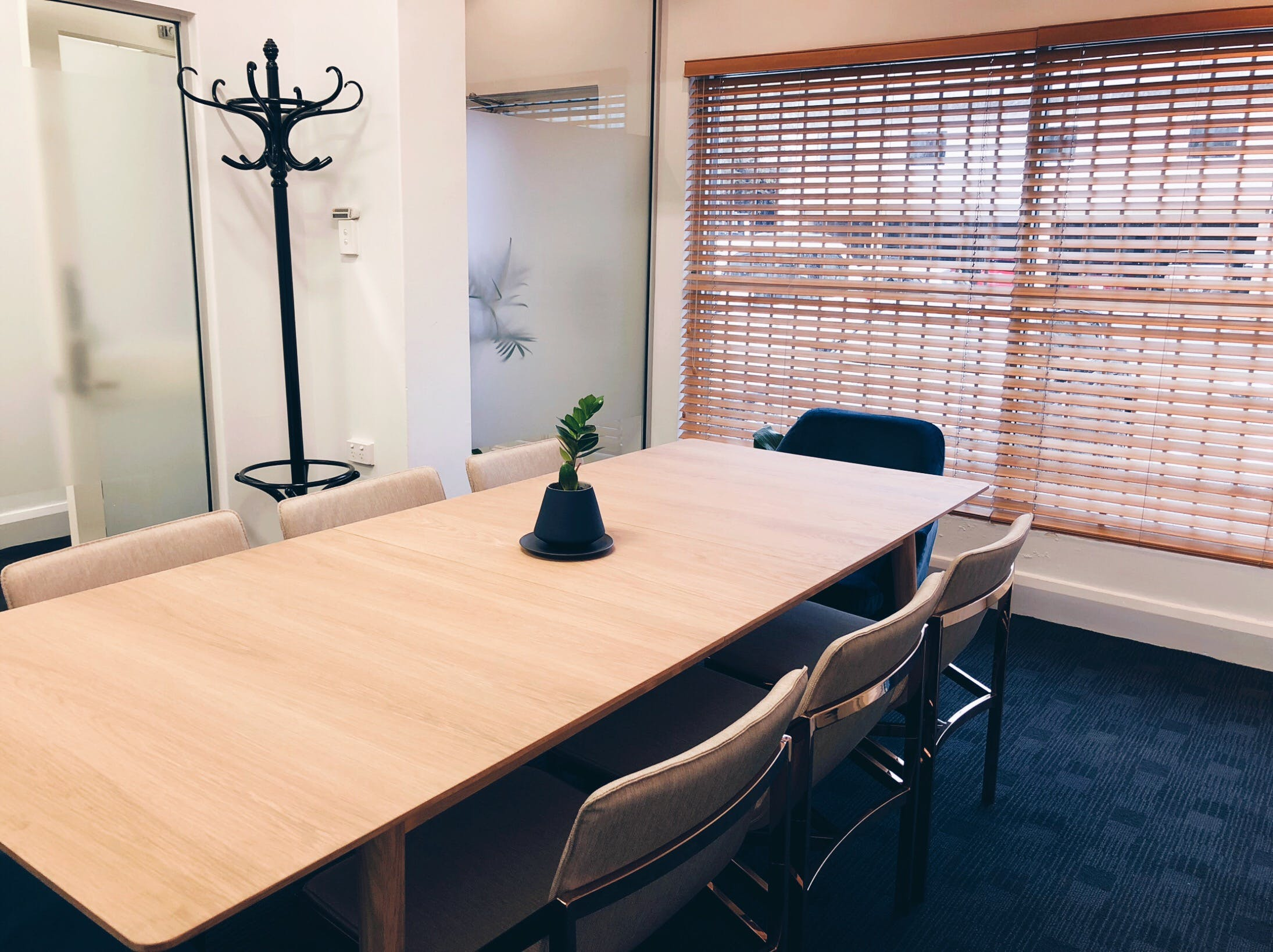 Meeting room at Leeder House & Co, image 1