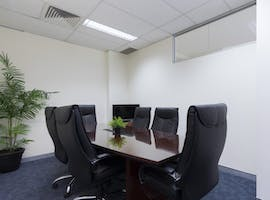 6 person, meeting room at Corporate House Varsity Lakes, image 1
