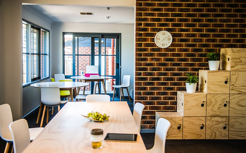 The Kitchen is a cafe-style co-working space in Preston, image 1