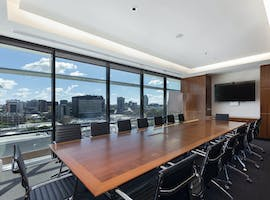 Boardroom, meeting room at Corporate House Fortitude Valley, image 1