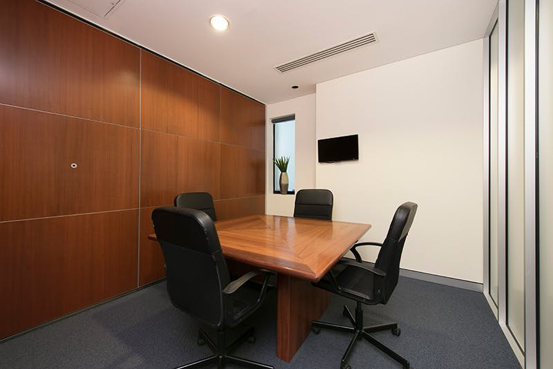 4 person, meeting room at Corporate House Murarrie, image 1