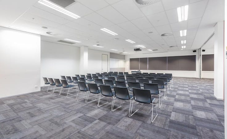 Yerrigan, workshop at Liberty Executive Offices - 197 St Georges Terrace, image 1