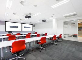 Burru, training room at Liberty Executive Offices - 197 St Georges Terrace, image 1