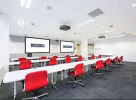 Derbal, training room at Liberty Executive Offices - 197 St Georges Terrace, image 1