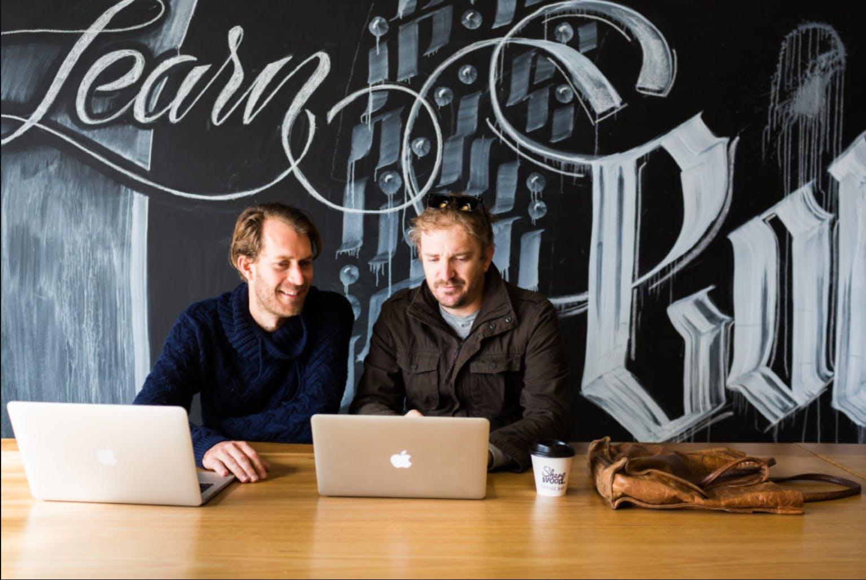 Meeting room at INNX, image 1