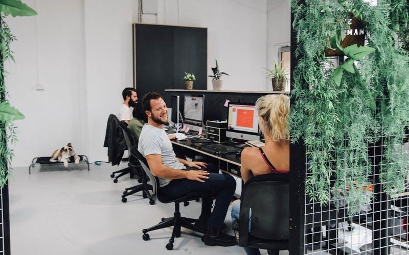 Flexi Membership , hot desk at Exchange Workspaces South Yarra, image 1