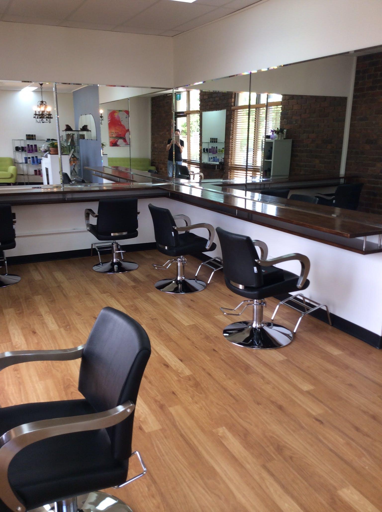 Creative Salon, creative studio at Mirror Mirror Hair Artistry, image 1