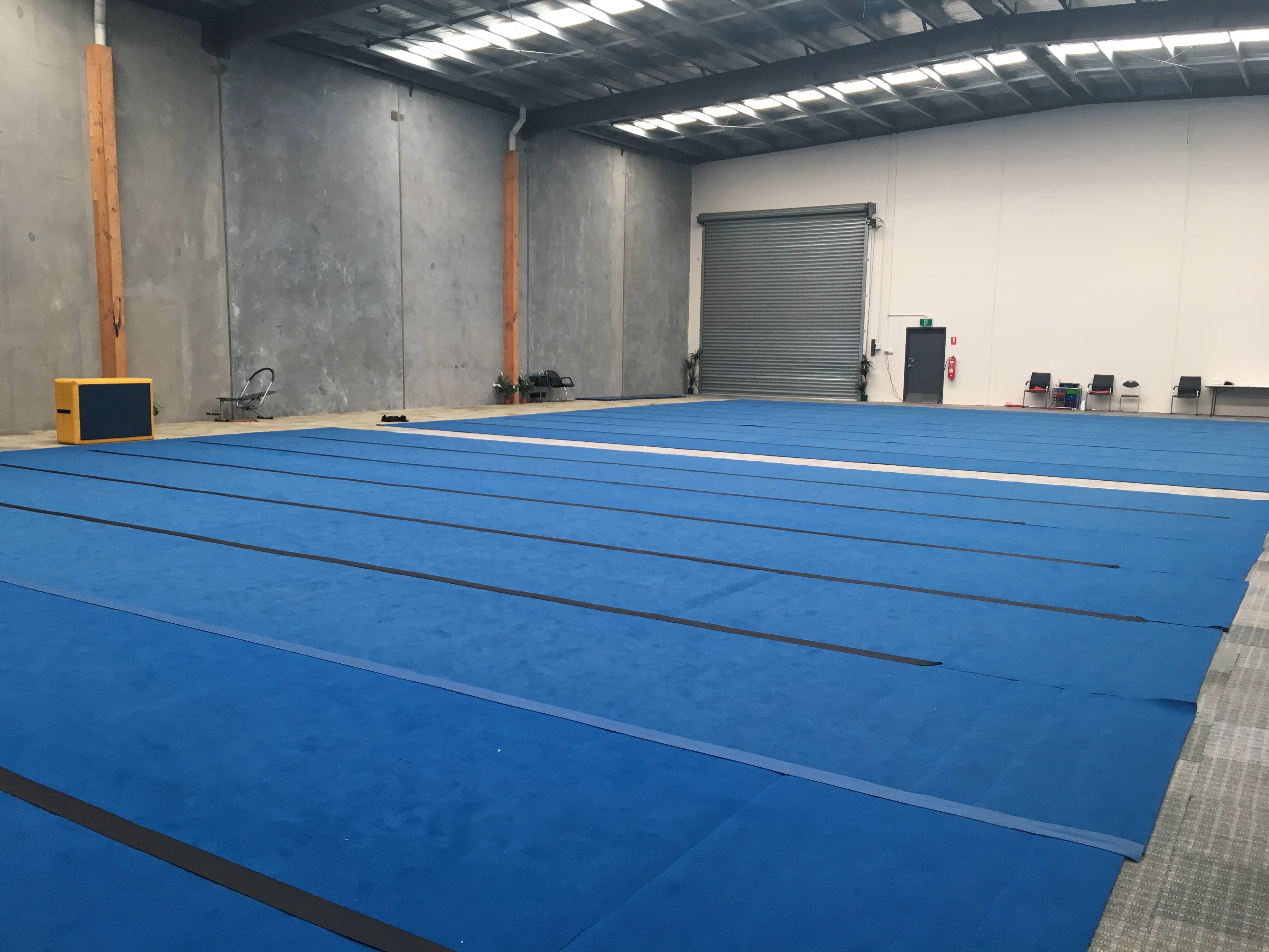 The Gym Floor, multi-use area at Infinity, image 1