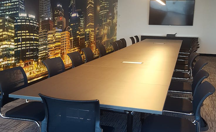 Quay Boardroom, meeting room at Victory Offices | Exchange Tower Meeting Rooms, image 1
