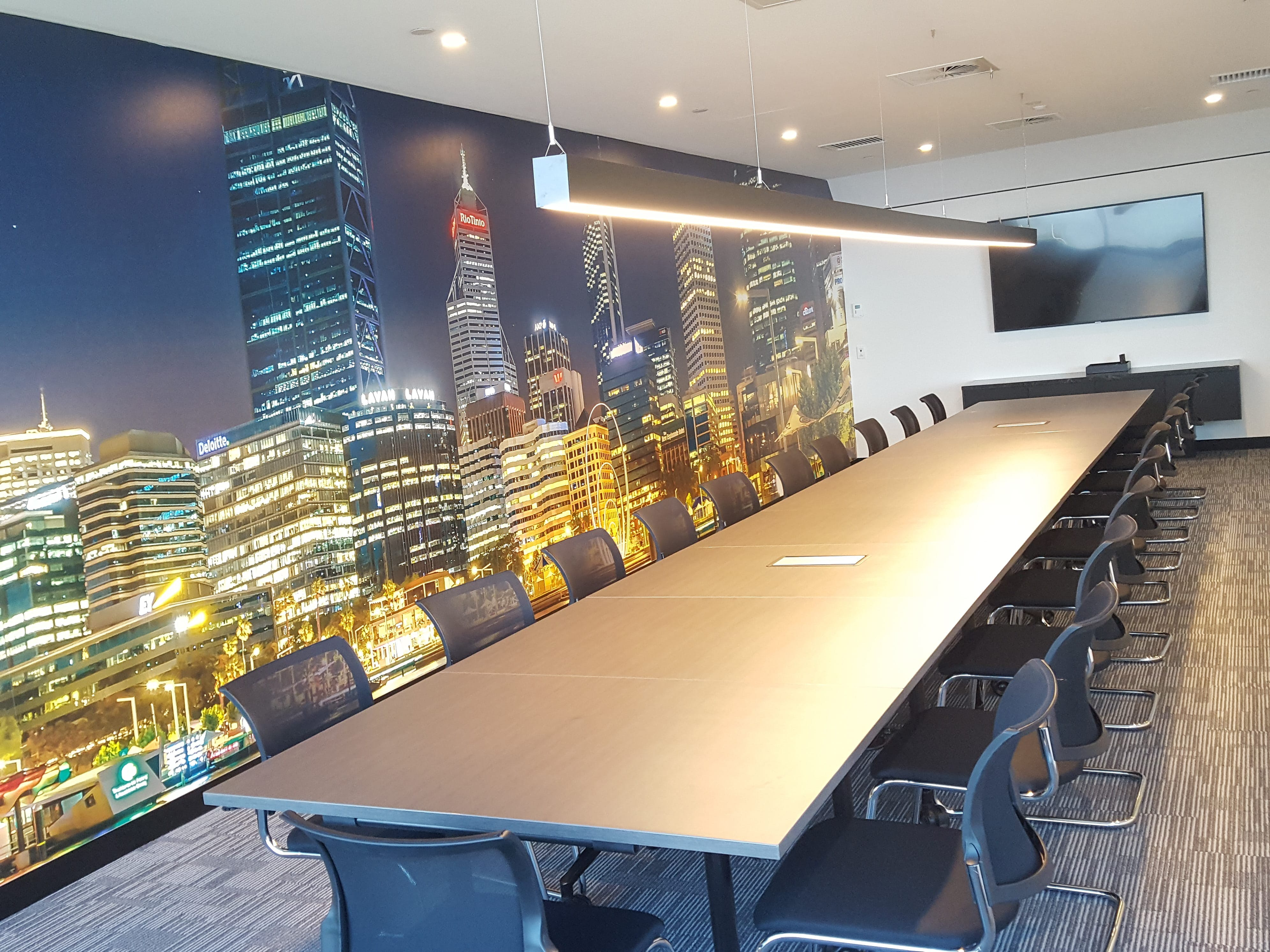 Quay Boardroom, meeting room at Victory Offices | Exchange Tower Meeting Rooms, image 3