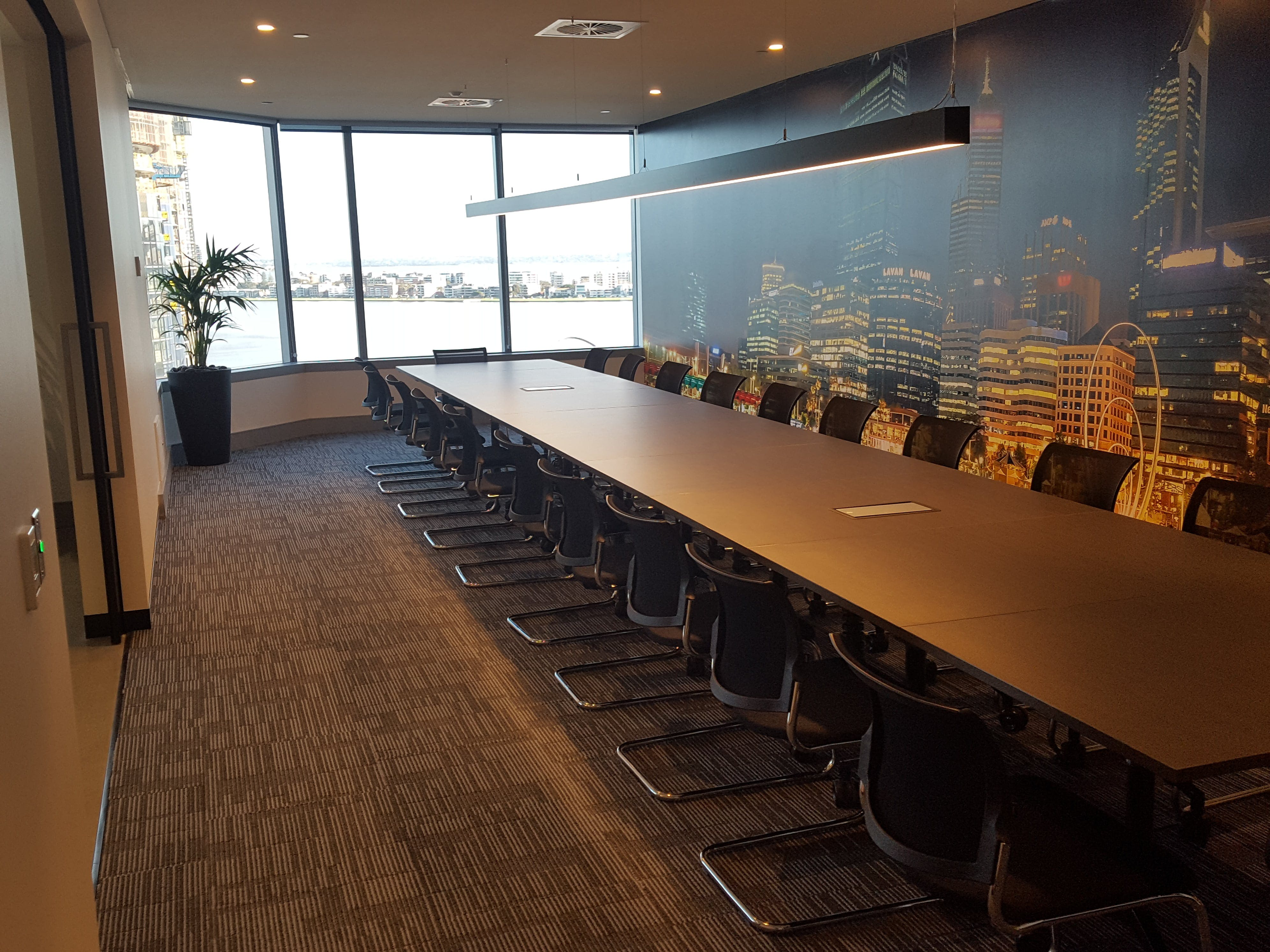 Quay Boardroom, meeting room at Victory Offices | Exchange Tower Meeting Rooms, image 2