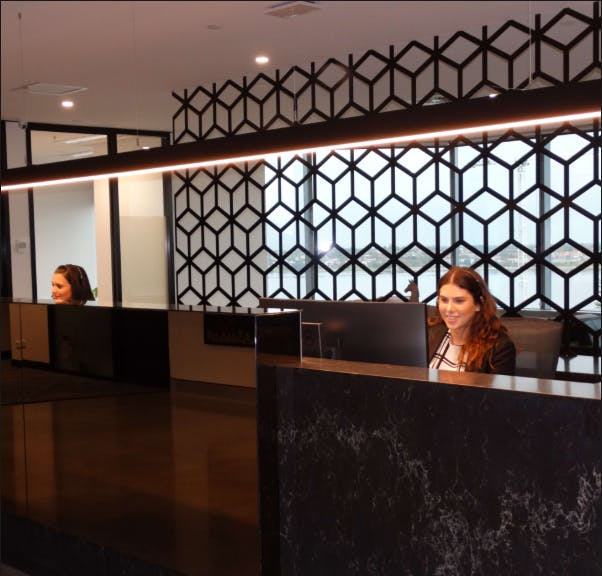 Day Suite, meeting room at Victory Offices | Exchange Tower Meeting Rooms, image 3