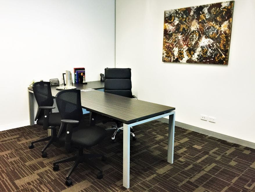 Day Suite 1, meeting room at Victory Offices | Bourke Place Meeting Rooms, image 1