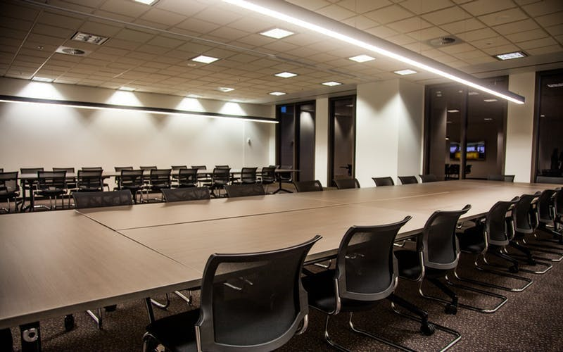 Vault 2, training room at Victory Offices | The Dome Meeting Rooms, image 1