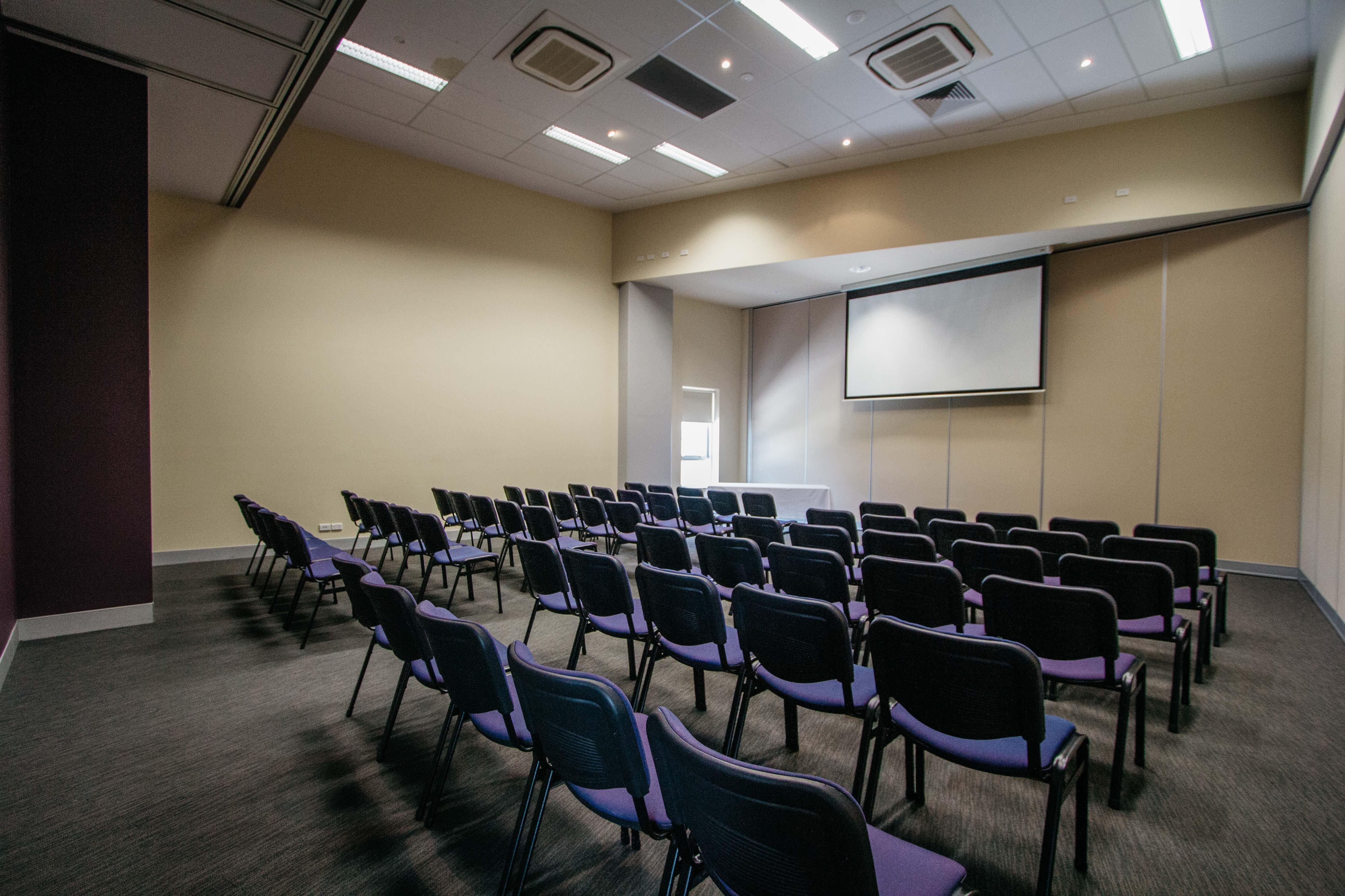 Moriah 1 & 2, multi-use area at Unidus Community Centre, image 1