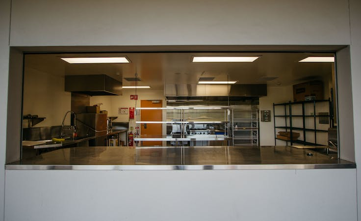 This commercial kitchen has everything you need for a seamless event, image 1