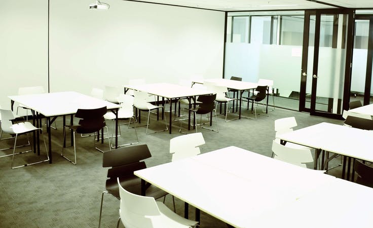 Training Room At Melbourne City College Image 1