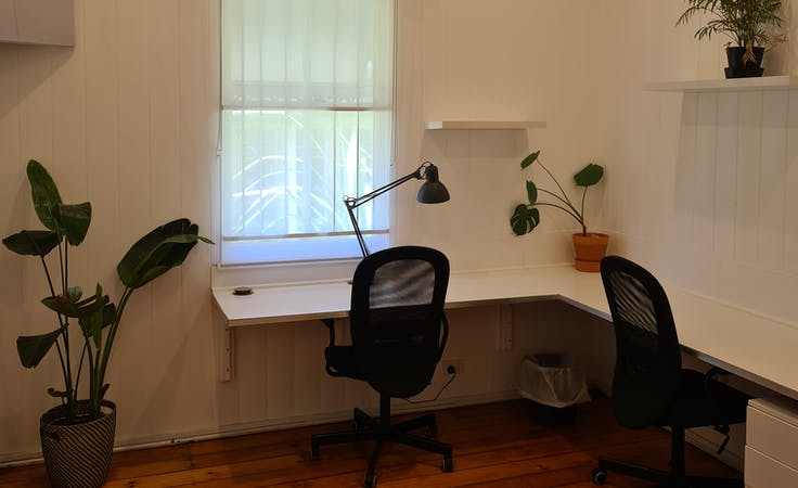 3-Person Private Office, private office at West End Shared Offices, image 1