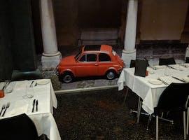 Bambino Room, multi-use area at Bella Cosi Modern Italian Restaurant, image 1