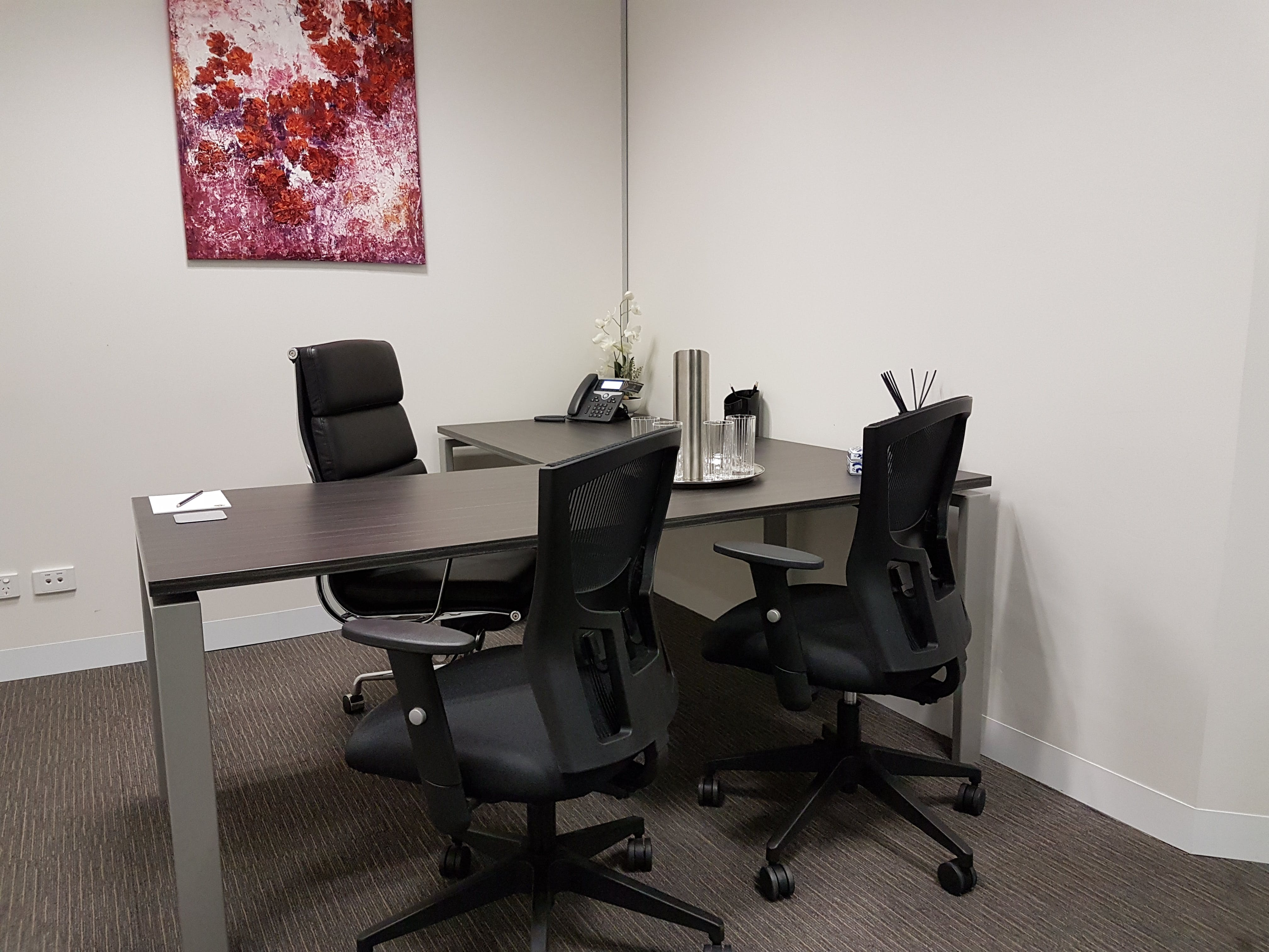 Day Suite, private office at Victory Offices   Collins Place, image 1