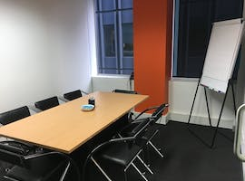 Room 5, meeting room at Wizard Corporate Training Melbourne, image 1