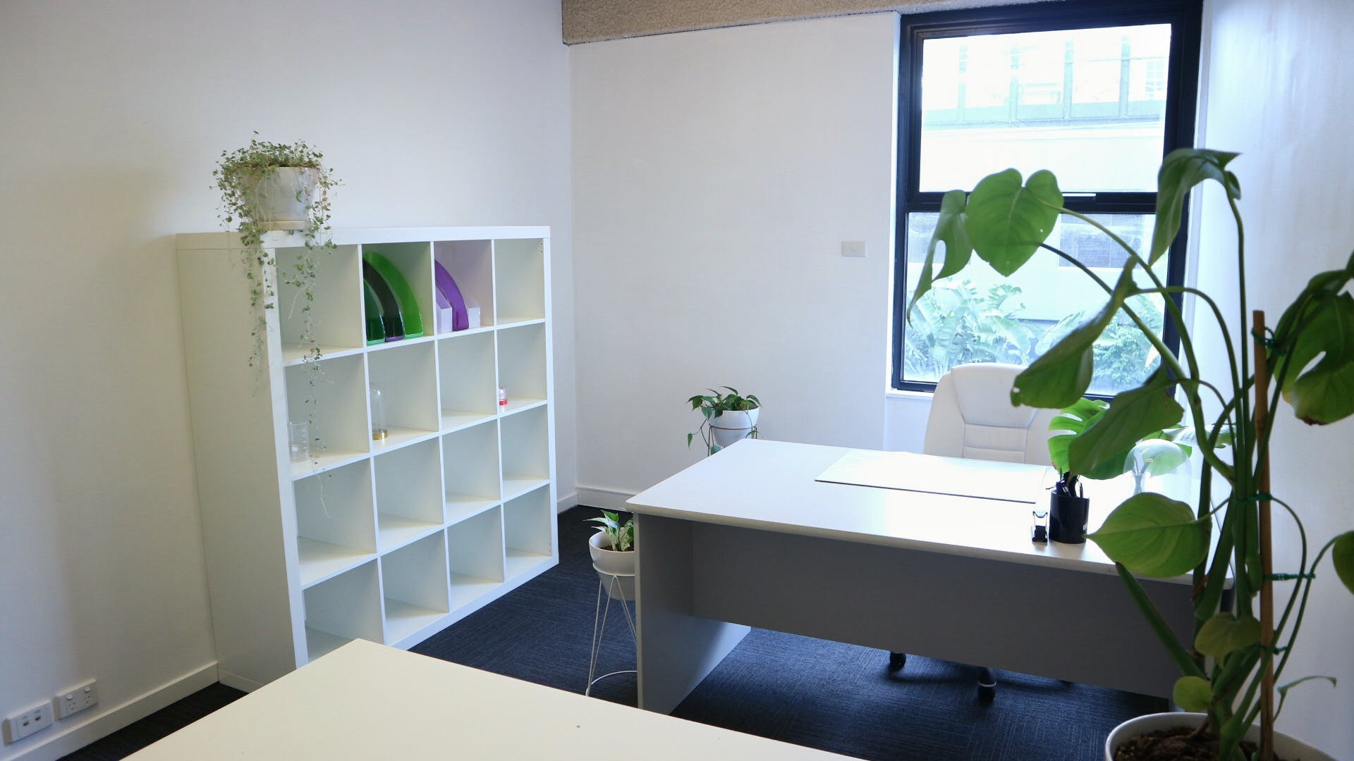 The Green Room, shared office at HotHouse Media and Events, image 1