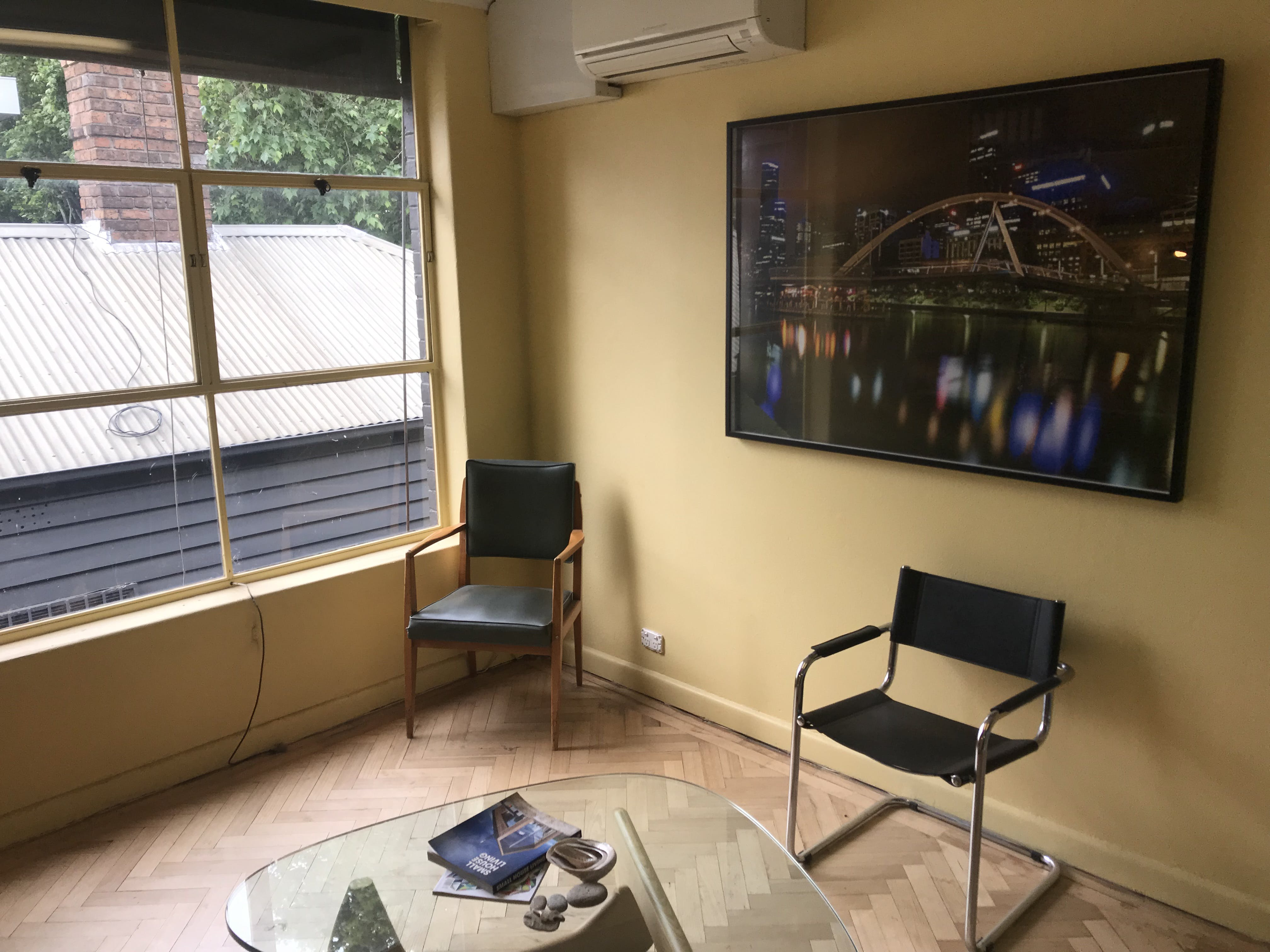 Meeting room at South Yarra sunroom, image 1
