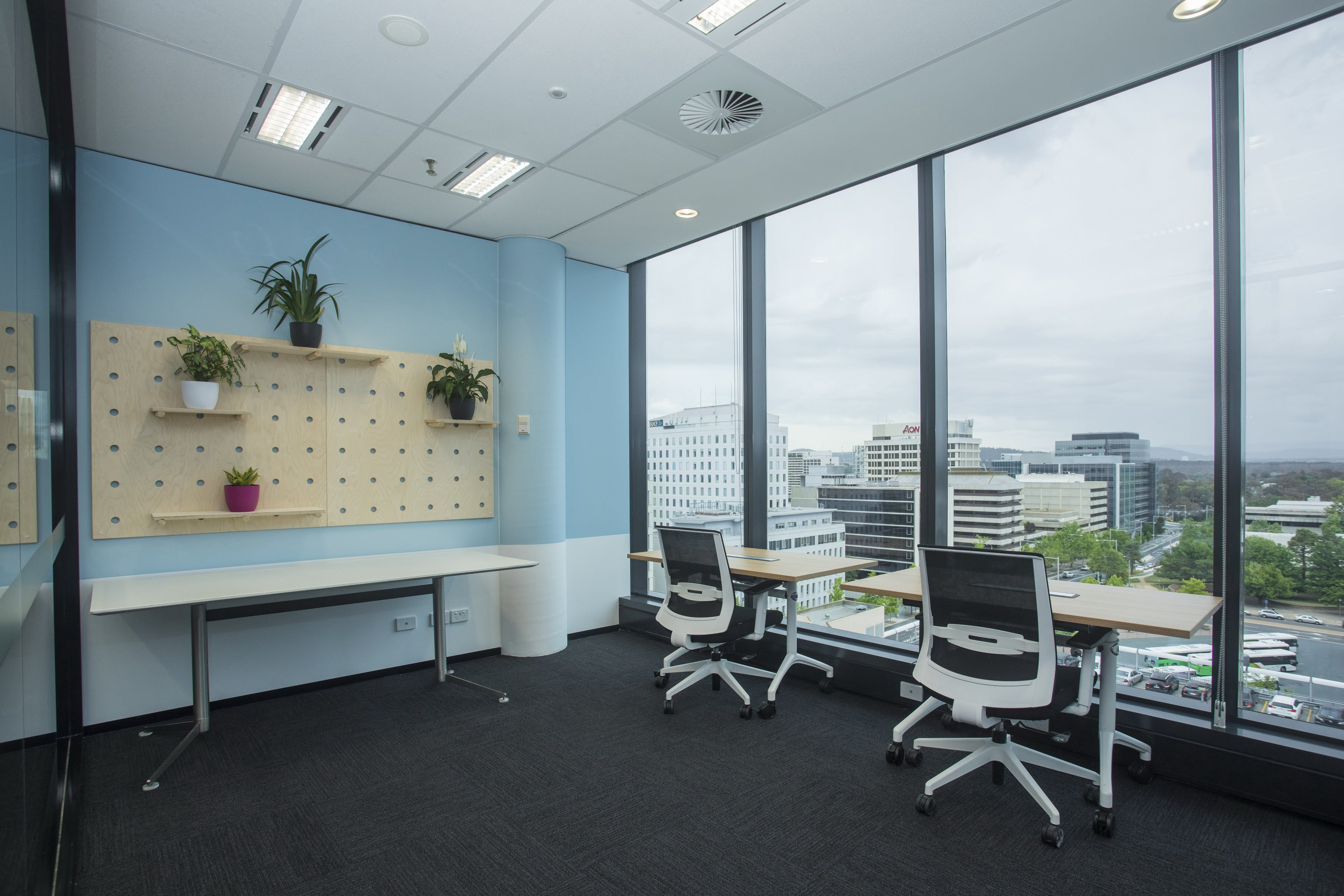 2 Person External Private Office, private office at Nous House Canberra, image 1
