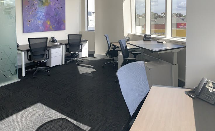 Office 4, serviced office at Victory Offices | Dandenong, image 1