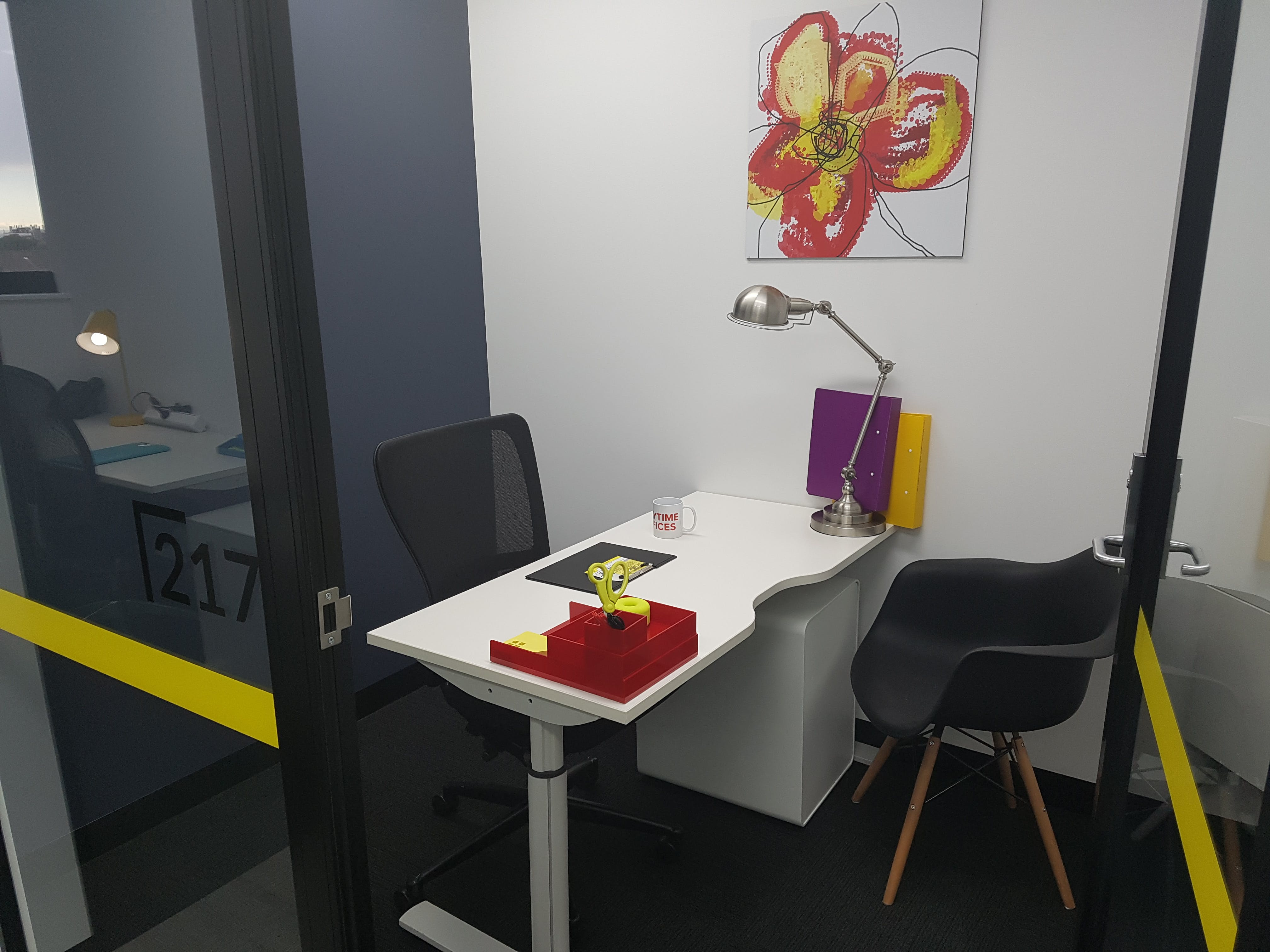 Suite 213, private office at Anytime Offices, image 1