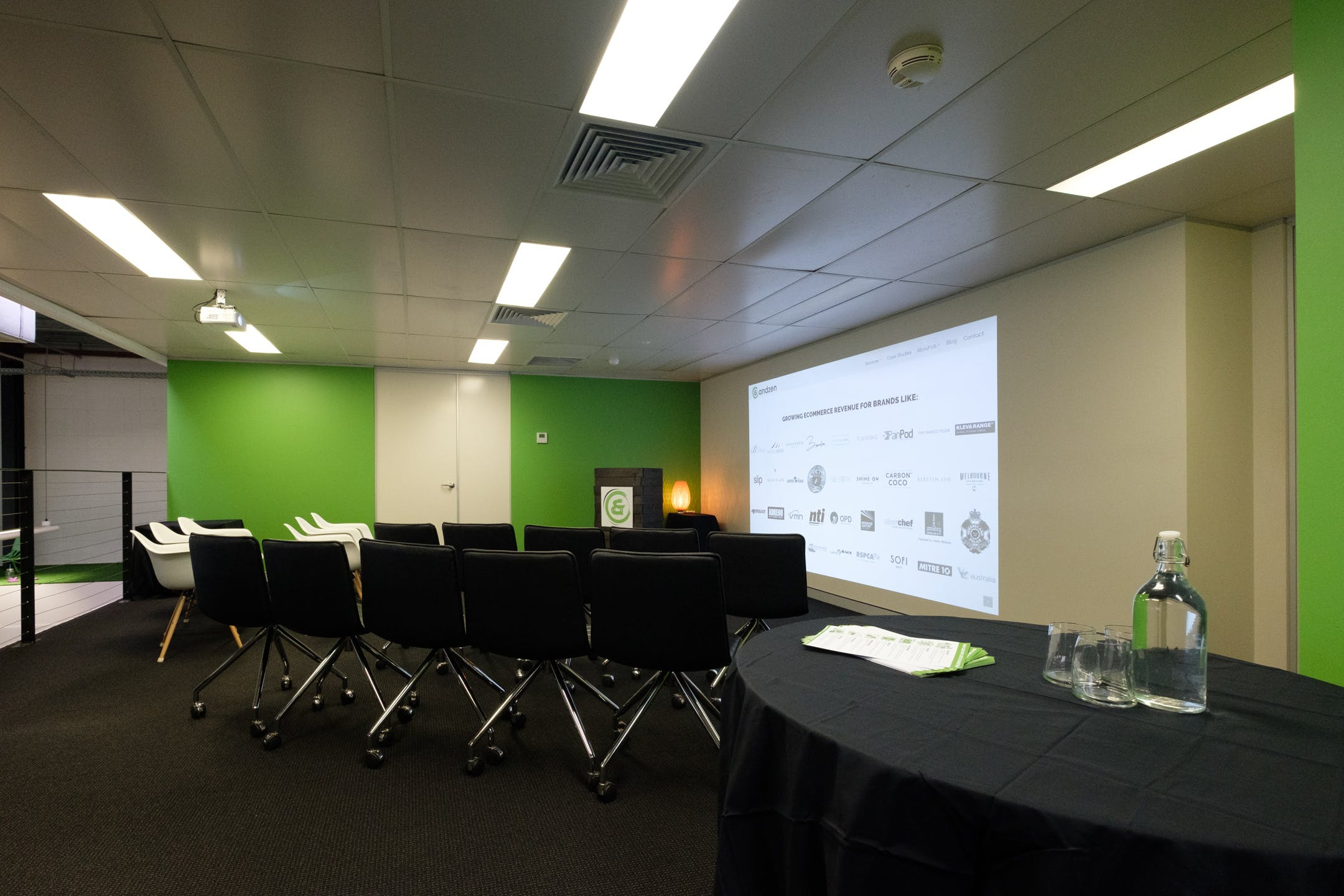 The Mezzanine, function room at Andzen HQ, image 1
