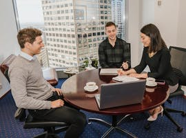 4 Person, meeting room at Brookfield Place, image 1