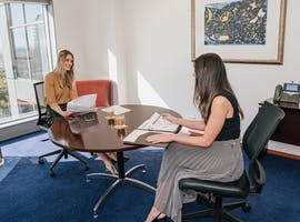 10 Person Boardroom, meeting room at Santos Place, image 1
