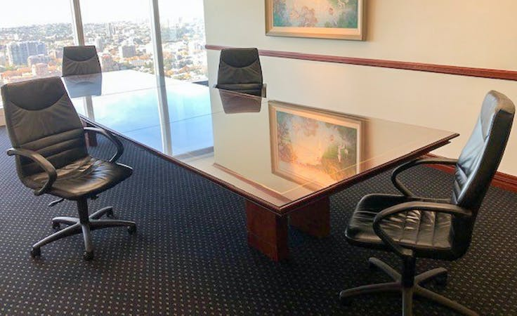 4 person Meeting Room , meeting room at Chifley Tower, image 1