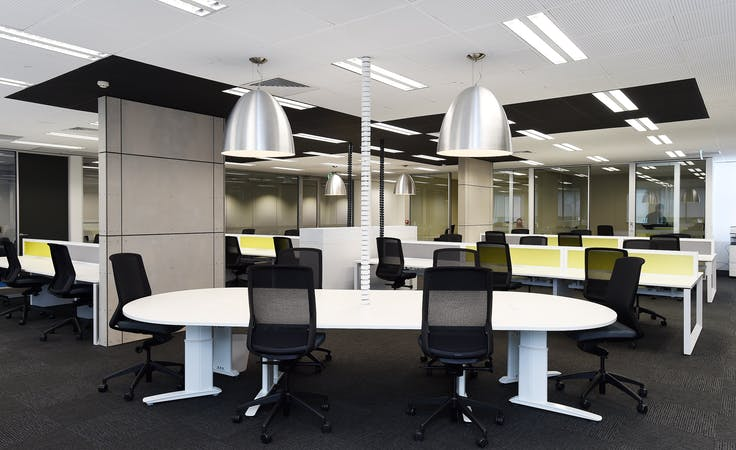 Hot desk in polished office just south of Adelaide CBD, image 1