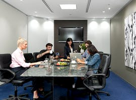 Boardroom for 10, meeting room at Servcorp Southbank Riverside, image 1
