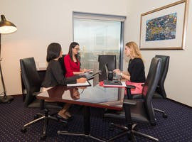 6 Person, meeting room at MLC Centre, image 1