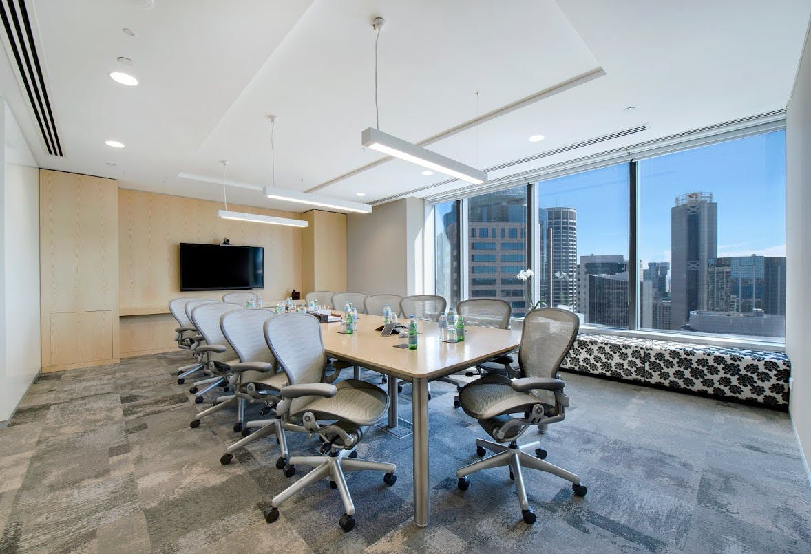 Room 36A, meeting room at Governor Phillip Tower, image 1