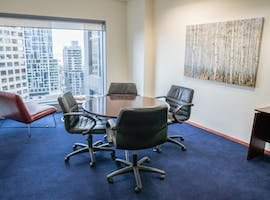 Private Meeting Room for 4, meeting room at Servcorp Southbank Riverside, image 1