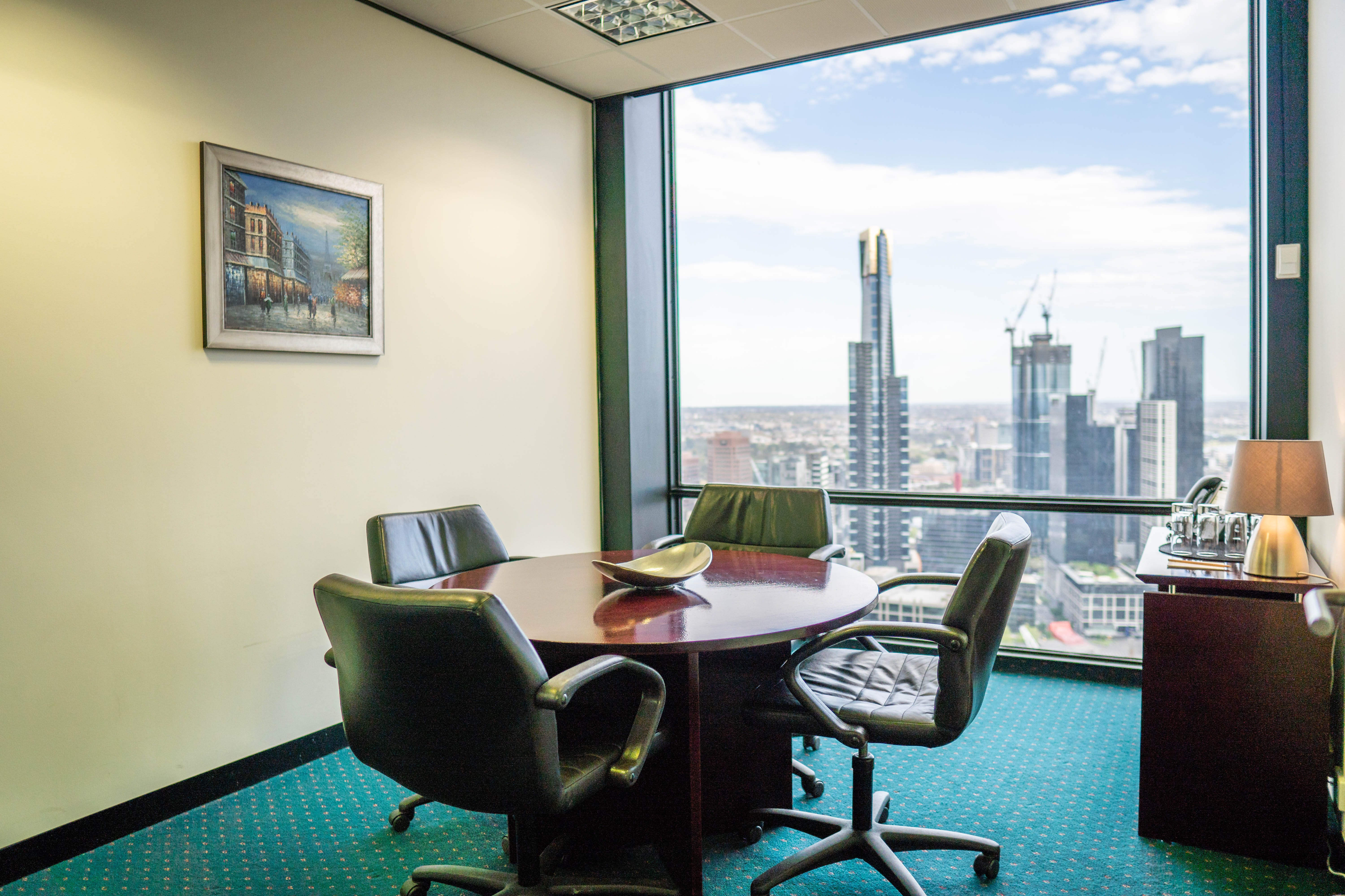 Private Meeting Room for 4, meeting room at 140 William Street, image 1