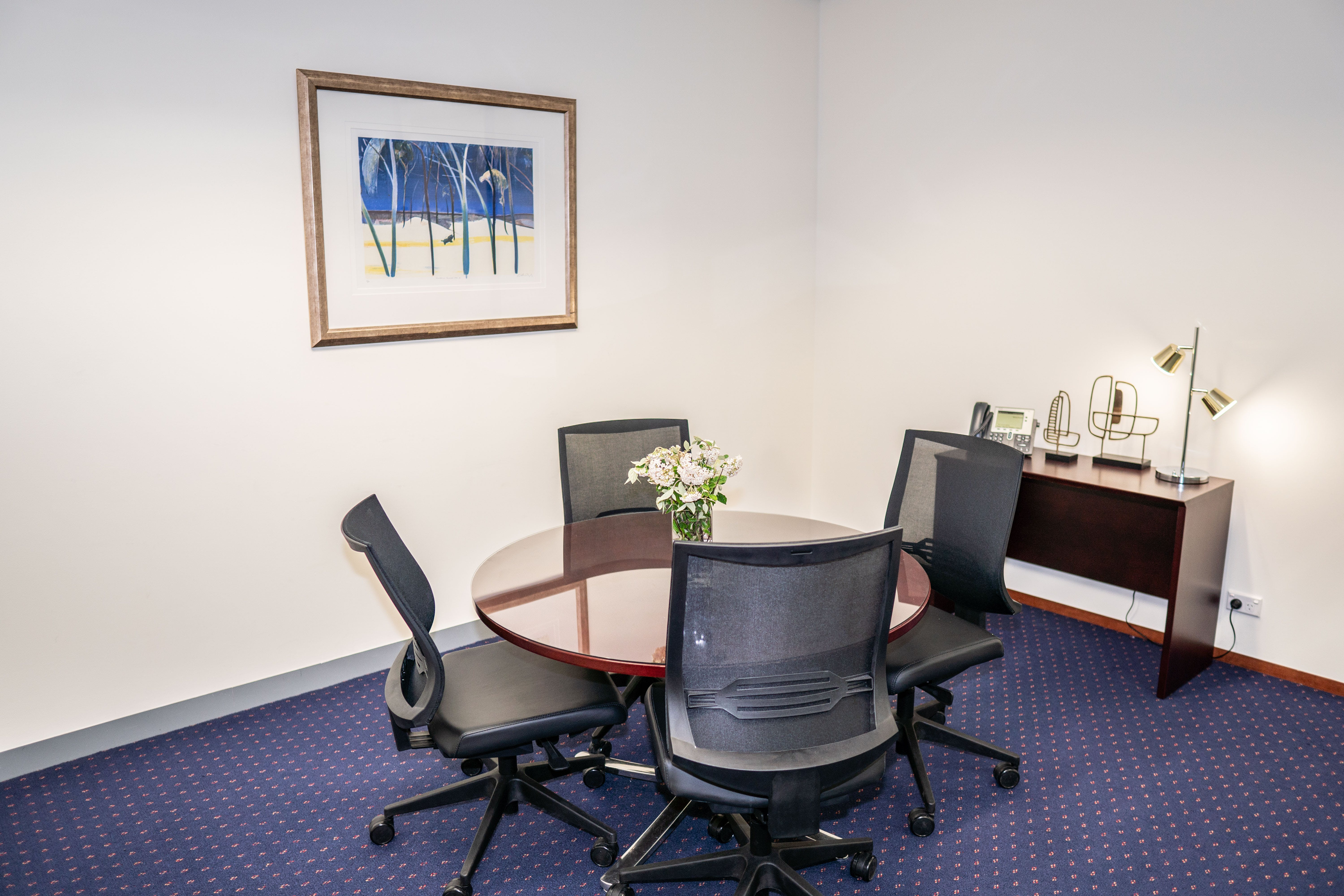Private Meeting Room for 6, meeting room at 140 William Street, image 1