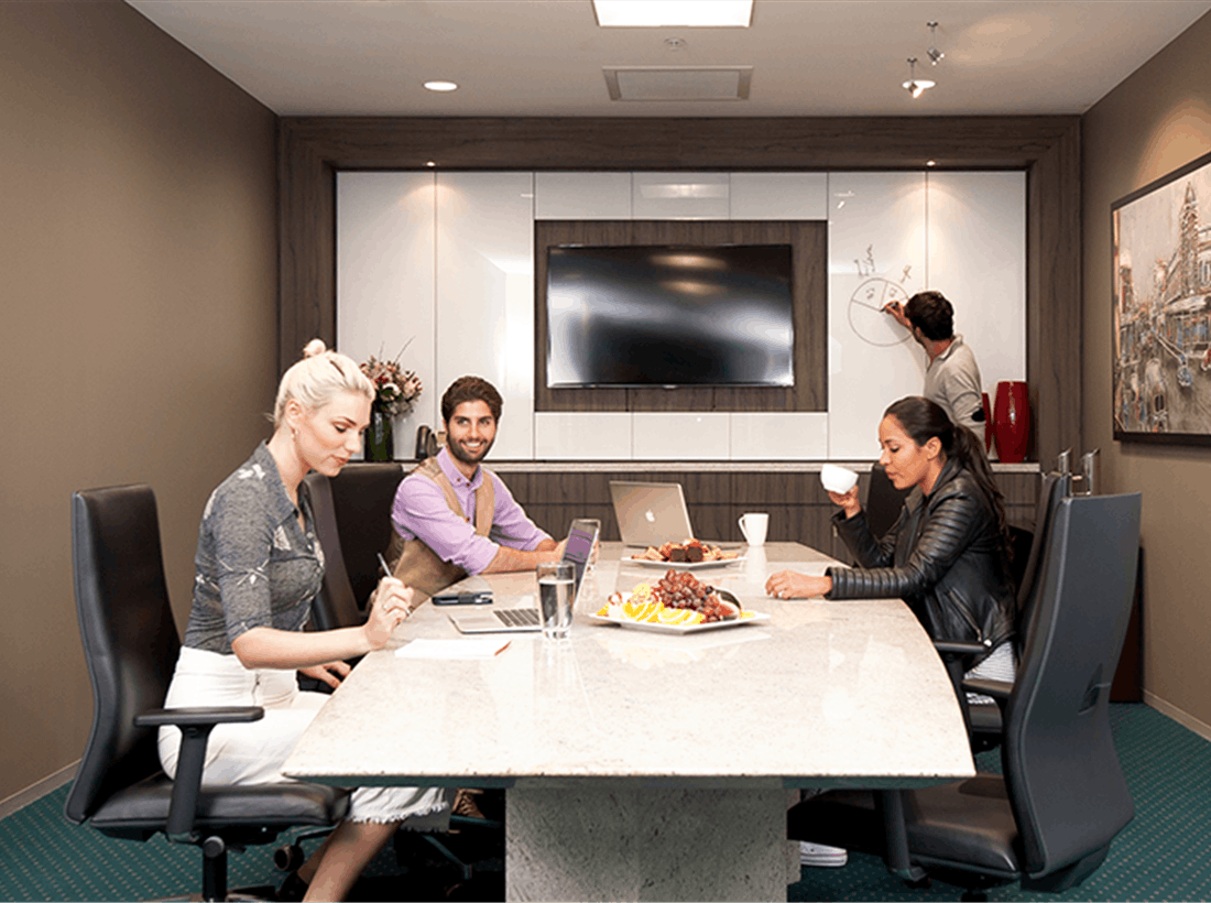Premium Boardroom for 12, meeting room at Market Street, image 1