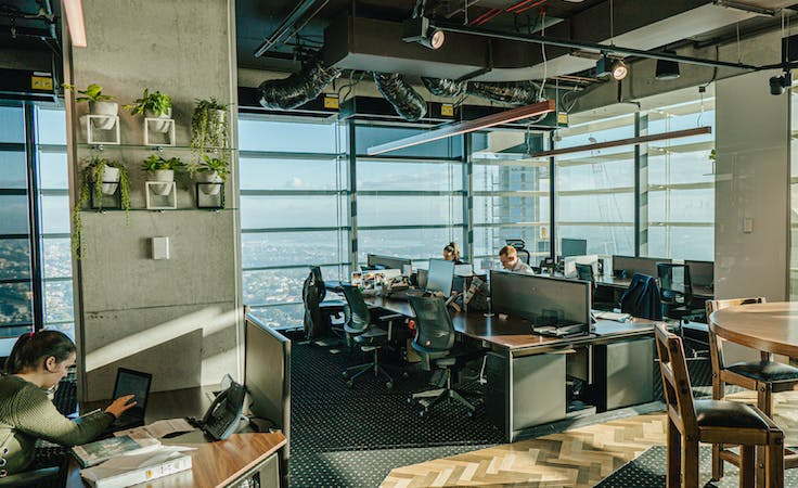 Coworking at Tower One Barangaroo International Towers Sydney, image 4